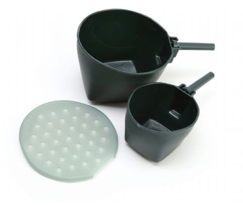 Middy Flat Base Pole Cups